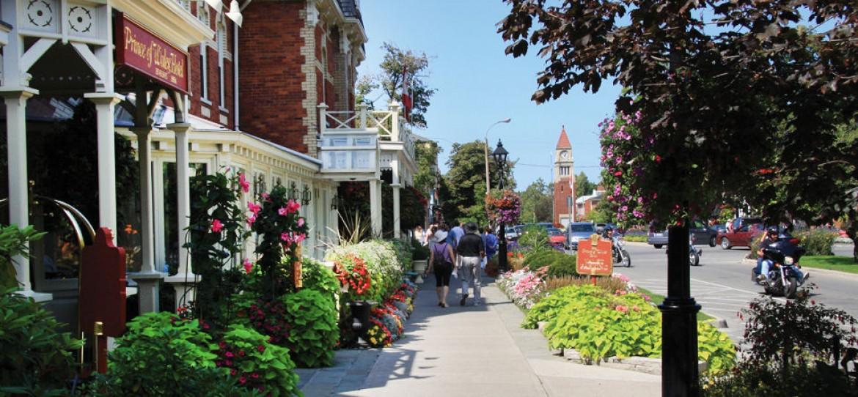 Niagara on the Lakes Town